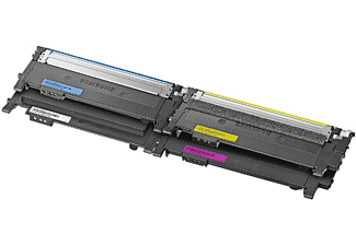 SAMSUNG CLT-P404C Multipack Original Toner Schwarz/Cyan/Magenta/Gelb (CLT-P404C/ELS)