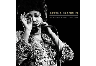 Aretha Franklin - The Atlantic Albums Collection (CD)
