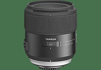 TAMRON SP - 45 mm f/1.8 Di, USD, VC (Objektiv für Canon EF-Mount, Schwarz)