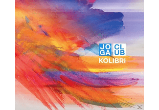 Joga Club - Kolibri  - (CD)