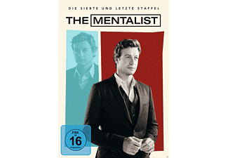 The Mentalist - Die komplette 7. Staffel DVD