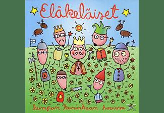 Eläkeläiset - Humpan Kuninkaan Hovissa  - (CD)