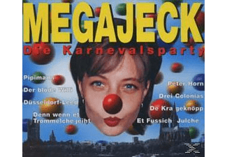 VARIOUS - Megajeck-Die Karnevalsparty  - (CD)
