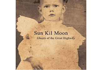 Sun Kill Moon - Ghosts Of The Great Highway  - (CD)