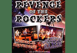 Rebels Revenge - Revenge Of The Rockers (Live In Bonn)  - (CD)