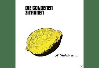 Die Various & Goldenen Zitronen - A Tribute To: Die Goldenen Zitronen  - (Vinyl)