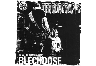 Terrorgruppe - Blechdose (Jewelcase)  - (CD)