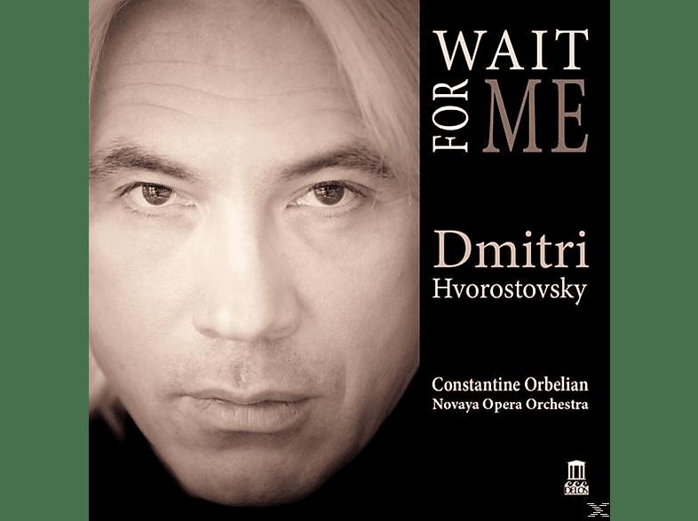 Hvorostovsky/Orbelian/Novaya Opera Orchestra - Wait For Me [CD]