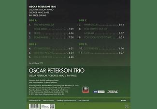 Oscar Trio Peterson - Oscar Peterson Trio-Live In Cologne 1970  - (Vinyl)
