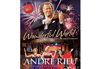 André Rieu - Wonderful World-Live In Maastricht  - (Blu-ray)