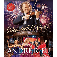 André Rieu - Wonderful World-Live In Maastricht [Blu-ray]