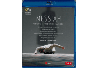 Spinosi/Arnold Schoenberg Chor - Der Messias  - (Blu-ray)