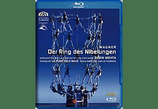 UUSITALO, RYAN, SIEGEL, KAPELLMANN - Der Ring Des Nibelungen  - (Blu-ray)