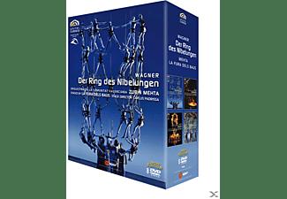 Orquestra De La Comunitat Valenciana, Zubin Mehta - Der Ring Des Nibelungen  - (DVD)