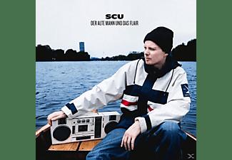 Scu - Der alte Mann und das Flair  - (CD)