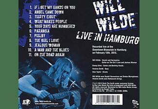 Will Wilde - Live In Hamburg  - (CD)