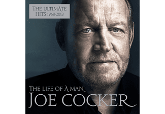 Joe Cocker - The Life of a Man-The Ultimate Hits 1968-2013  - (CD)