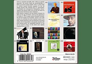 Arthur Rubinstein - Milestones Of The Pianist Of The Century  - (CD)