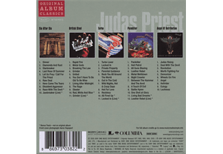 Judas Priest - Original Album Classics  - (CD)