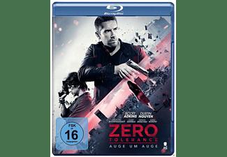 Zero Tolerance - Auge um Auge Blu-ray