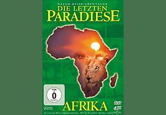 Die letzten Paradiese - Afrika DVD