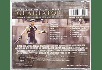 VARIOUS - GLADIATOR  - (CD)