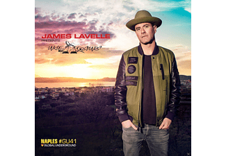 James Lavelle, VARIOUS - James Lavelle Pres.Unkle Sounds-Naples(Deluxe Edt.  - (CD)