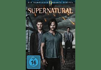 Supernatural - Die komplette 9. Staffel DVD