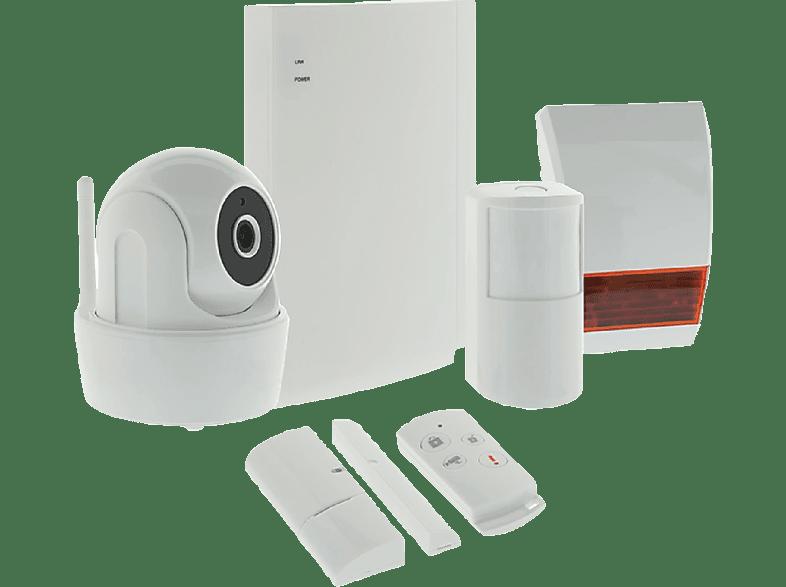 KÖNIG SAS-CLALARM10 Smart-Home-Security-Set