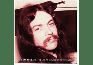 Denny Lile - HEAR THE BANG  - (CD)