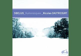 Nicolas Dautricourt, Juho Pohjonen, Orquestra Vigo 430 - Humoresques  - (CD)