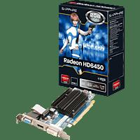 SAPPHIRE Radeon HD 6450 2GB (11190-09-20G) (AMD, Grafikkarte)