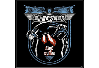 Enforcer - Live By Fire  - (CD + DVD Video)