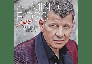 Semino Rossi - Amor-Die Schönsten Liebeslieder Aller Zeiten  - (CD)
