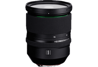 PENTAX HD FA 24-70mm 2.8 ED SDM WR 24 mm - 70 mm f/2.8 (Objektiv für Pentax K-Mount, Schwarz)