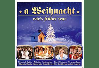 VARIOUS - A Weihnacht Wie's Früher War  - (CD)