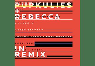 Pupkulies & Rebecca - Pupkulies & Rebecca In Remix  - (CD)