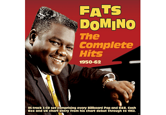 Fats Domino - The Complete Hits 1950-62  - (CD)