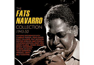 Fats Navarro - The Fats Navarro Collection 1943-50  - (CD)