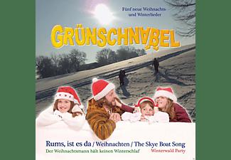 Grünschnabel - Rums, Ist Es Da  - (CD)