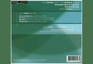 Ensemble Vocal De Lausanne - Requiem  - (CD)