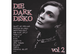 VARIOUS - Die Dark Disko 02  - (CD)