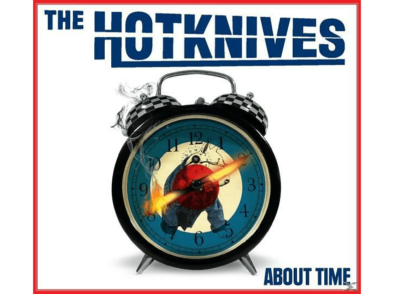 The Hotknives - About Time [Vinyl]