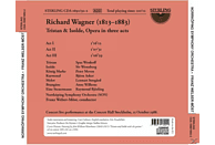 VARIOUS, Orchestre Symphonique de Norrköping - Wagner : Tristan Et Isolde [CD]