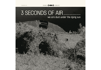 Three Seconds Of Air - We Are Dust Under The Dying Sun  - (Vinyl)