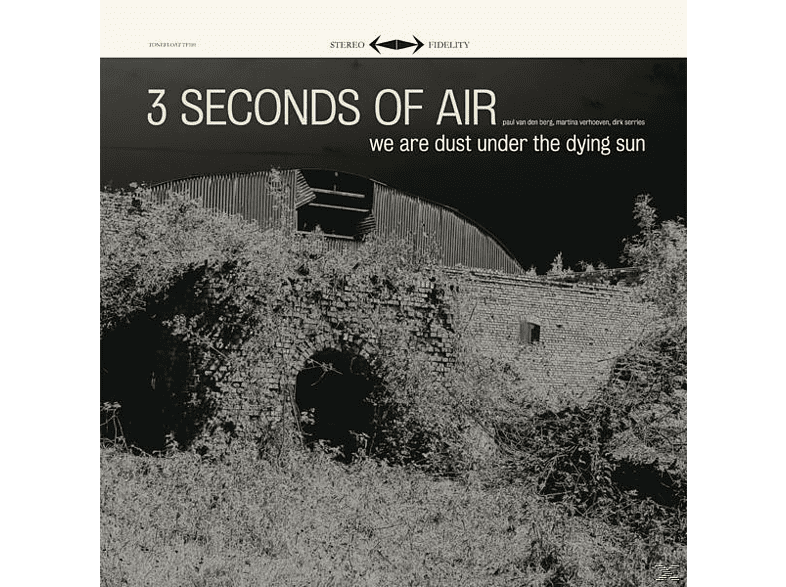 Three Seconds Of Air - We Are Dust Under The Dying Sun [Vinyl]
