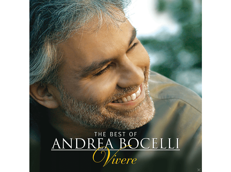 Andrea Bocelli - THE BEST OF-VIVERE [CD]