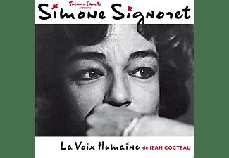 Signoret Simone - La Voix Humaine (De Jean Cocte  - (Vinyl)