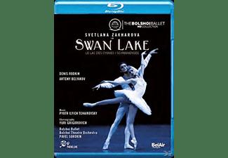 The Bolshoi Theatre Orchestra - Schwanensee  - (Blu-ray)