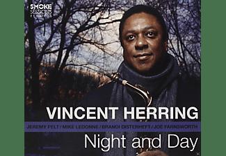 Vincent Herring, Jeremy Pelt, Mike Ledonne, Joe Farnsworth, Brandi Disterheft - Night And Day  - (CD)